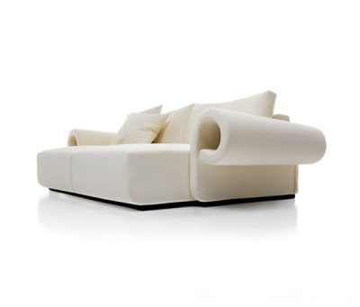 B.olide | deep sofa by Mussi Italy