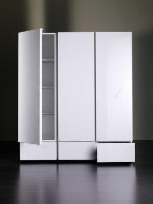Bolk Wardrobe 185 by Meridiani
