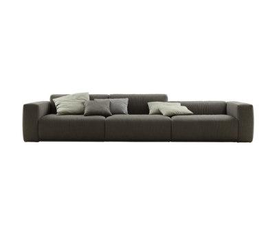 Bolton sofa by Poliform