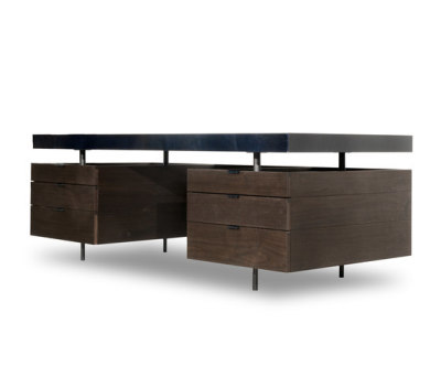 BOURGEOIS Desk by Baxter