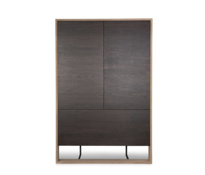 BOURGEOIS High cabinet by Baxter