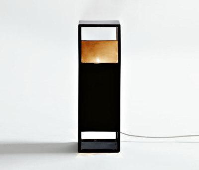 Box lamp by bosa