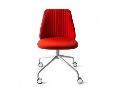 Break Con Ruote Chair by Bross