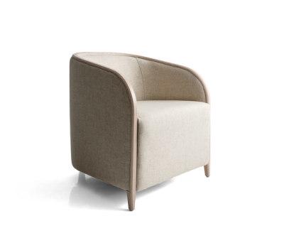 Brig Armchair by Bross