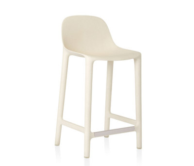 Broom Counter Stool White