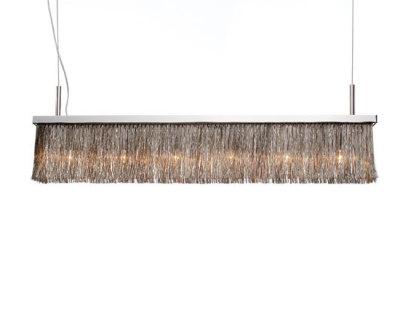 Broom hanging lamp by Brand van Egmond