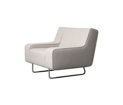 Brown Armchair by Palau