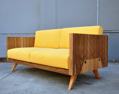 Button Sofa by Gotwob