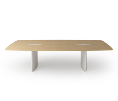 C1 Conference table by Holzmedia