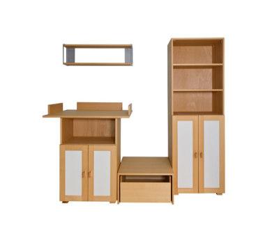 Cabinet Combination 22 by De Breuyn
