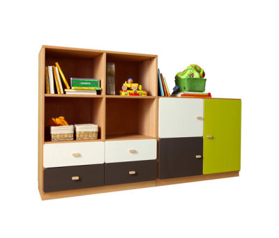 Cabinet Combination DBB-261 by De Breuyn