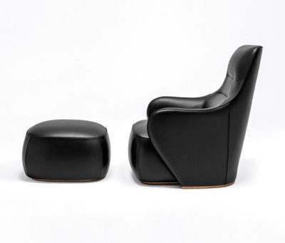 Caddy Wing Chair by Giorgetti