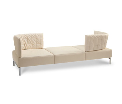 Calypso Chaise longue by Jori