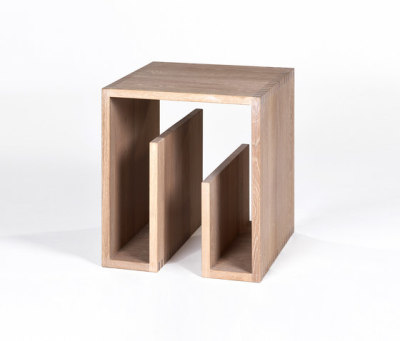 Campo side table by Lambert