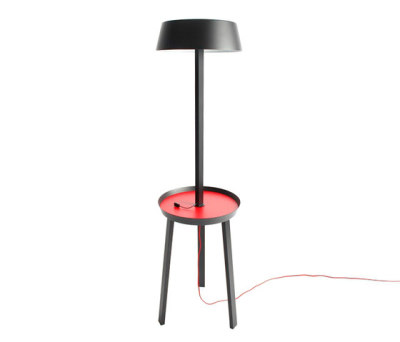 Carry Floor Lamp by SEEDDESIGN