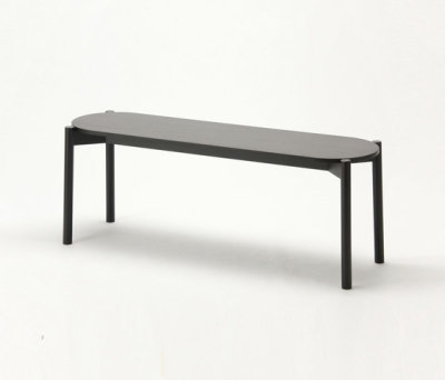 Castor Dining Bench by Karimoku New Standard