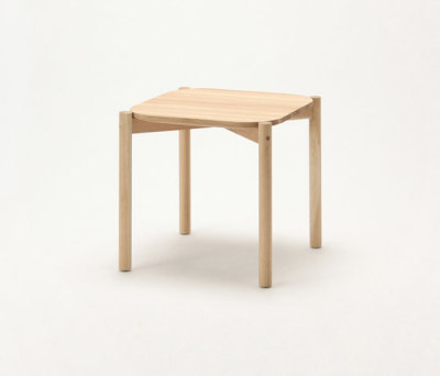 Castor Low Table 50 by Karimoku New Standard