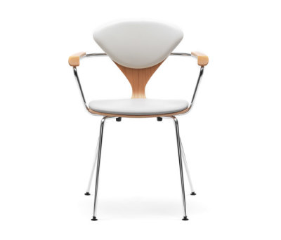 Cherner Metal Base Chair by Cherner