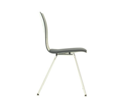 Cima | 4-legged general purpose chair by Züco