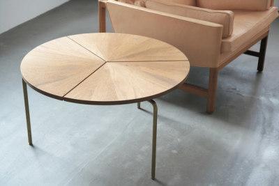 Circular Coffee Table by BassamFellows