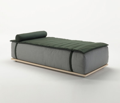 Claud Day Bed by Meridiani