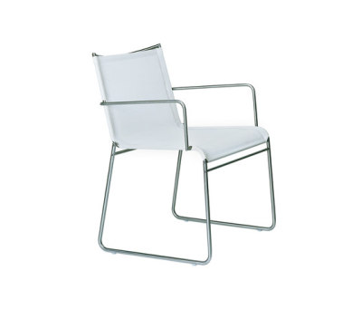 Clip armchair by Bivaq