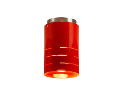 Clover 20 Ceiling light red by Bsweden