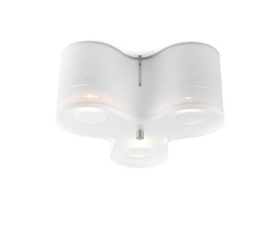 Clover 40 Ceiling light white by Bsweden