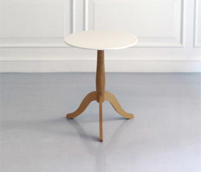 Club Side Table by MARUNI