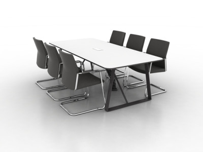 Coach Conference table by Ergolain