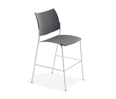 Cobra barstool 1278/06 by Casala