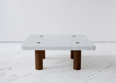 Column Coffee Table by Fort Standard