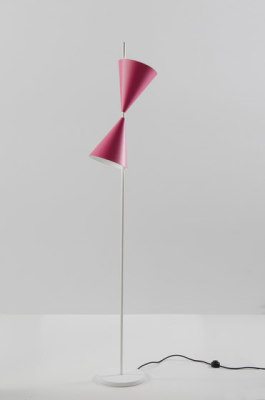 Cone floor lamp by almerich