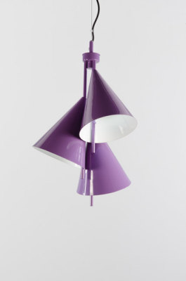 Cone hanging lamp by almerich