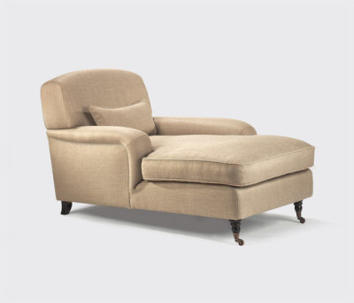 Continental chaise longue by Lambert