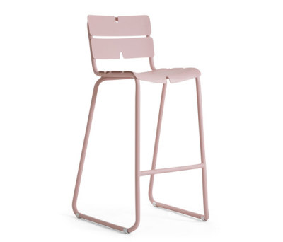 Corail Bar Chair by Oasiq