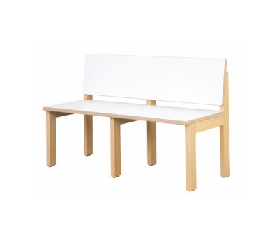 Corner Seat Modul DBF-831 by De Breuyn
