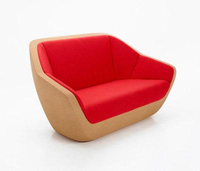 Corques Sofa by PERUSE
