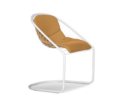 "Cortina Chair ""Outdoor"" by Minotti"