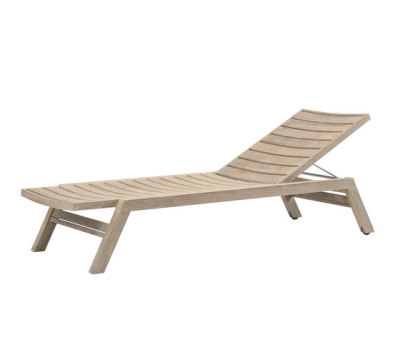 Costes sun lounger by Ethimo