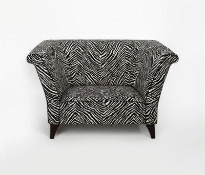 Cotton Club loveseat by Lambert