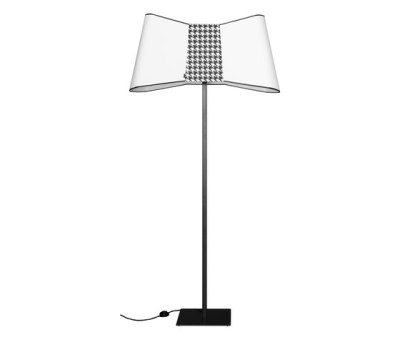 Couture Floor lamp XXL by designheure