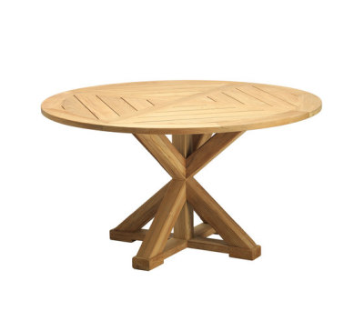 Cronos round table by Ethimo