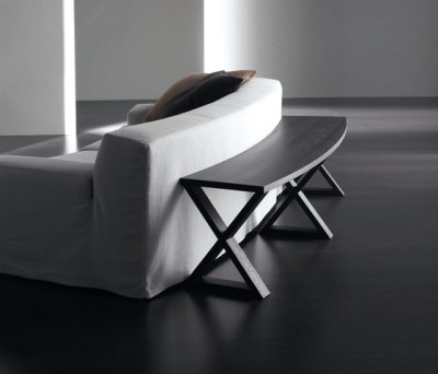 Cruis Console curved by Meridiani