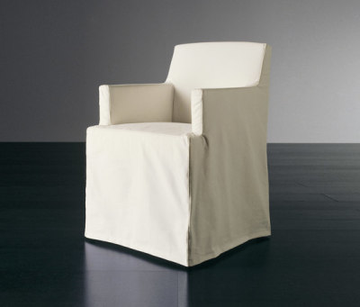 Cruz Quattro Chair by Meridiani