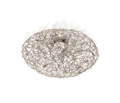 Crystal Waters ceiling lamp by Brand van Egmond