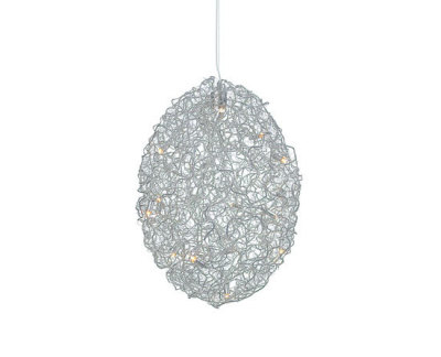 Crystal Waters suspension lamp by Brand van Egmond