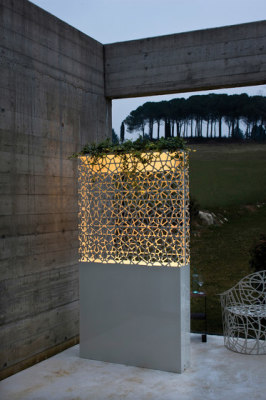 Dafne Lamp by De Castelli