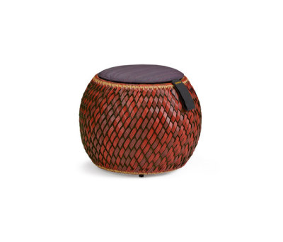 Dala Stool by DEDON