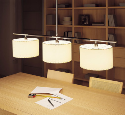 Danona 3 Luces pendant lamp by BOVER